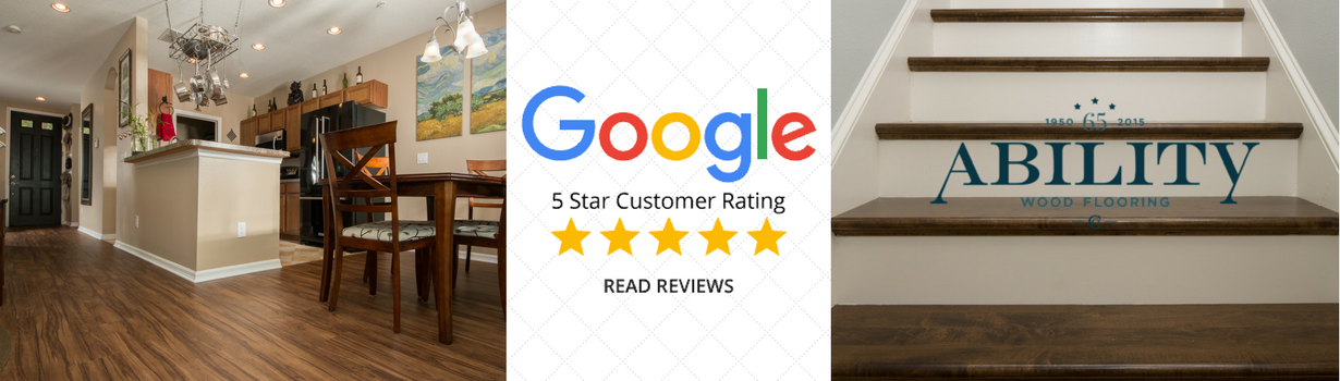 5 Star Reviews on Wood Flooring Restorations