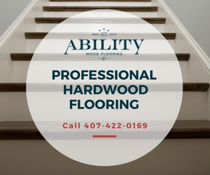 HARDWOOD FLOORING WINTER PARK