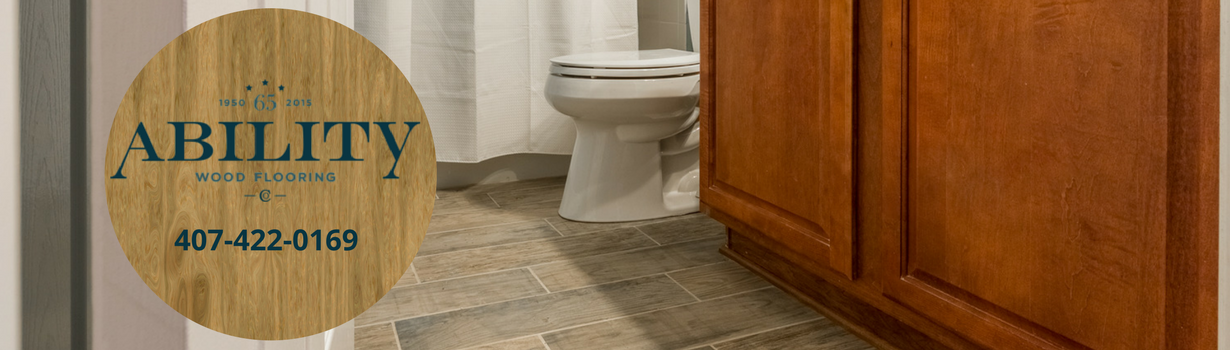 Custom Bathroom Floors Bay Hill