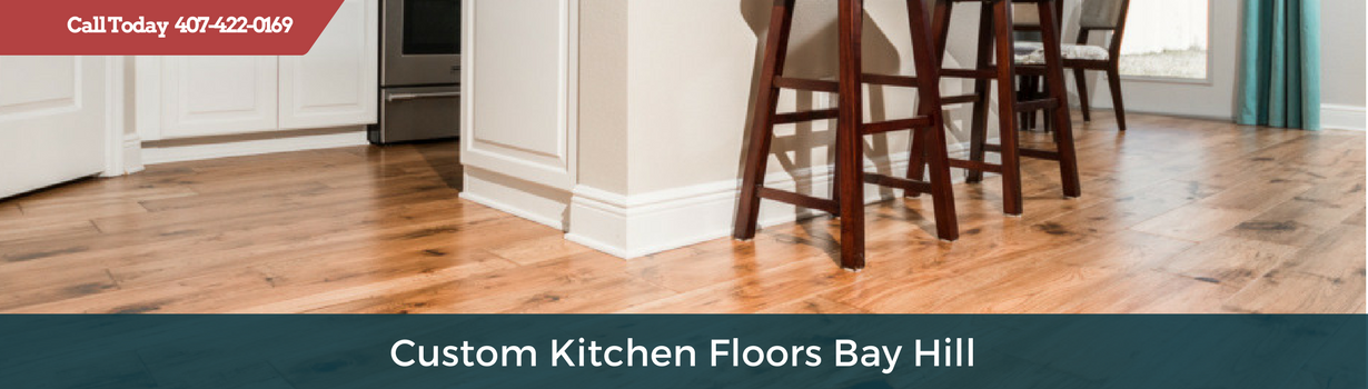 Custom Kitchen Floors Bay Hill