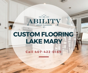 Custom Flooring Lake Mary